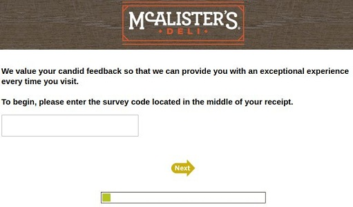 McAlisters-Survey-page