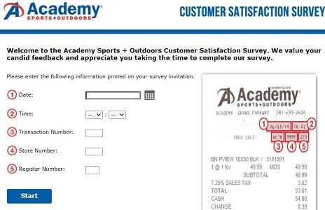 Academy-Feedback-Official-survey-page
