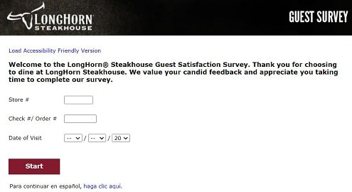 Long-Horn-survey-page