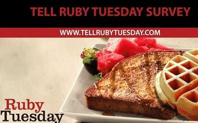 Ruby Tuesday food